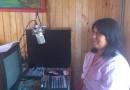 Sofía Huenchucoy radio
