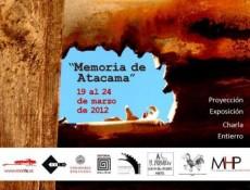 Memoria de Atacama