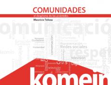 Comunidades, Portada de Mariluz Soto