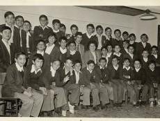 """""""Nosotros, los de entonces"""" Fotografía archivo Gerardo Donoso"""