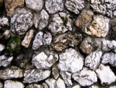 Muralla de piedras
