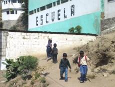 Escuela Guatemala Fotografía de Mauricio Tolosa