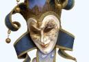 Máscara veneciana.