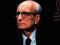 Portrait de l'ecrivain Claude Levi Strauss.© Effigie/ Leemage
