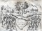 Juego de Chueca Ilustración P. Alonso de Ovalle 1646