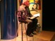 Poeta Jaime Quezada en programa de Televisión