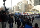 Marcha estudiantes 2011 - Fotografía Mariluz Soto