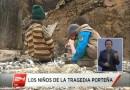 Los niños de la tragedia en TVN
