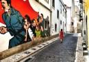 Creando caminos en Lisboa