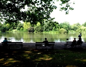 Battersea Park, London - Fotografía de Mariluz Soto