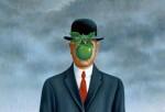 René Magritte El hijo del hombre
