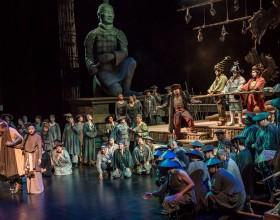 Triunfal 'Turandot'