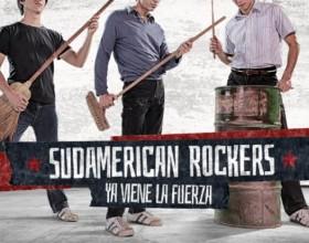 Afiche Sudamerican Rockers Canal 11