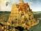 Torre de Babel, 1536, Peter Bruegel