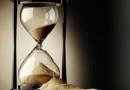 reloj de arena roto