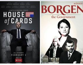BORGEN - HOUSEOFCARDS