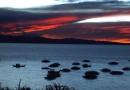 """""""Atar-necer"""" en el Titicaca Boliviano - Fotografía de Pilar Clemente"""