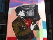 Graffiti de Buenos Aires