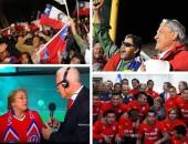 Presidentes  de Chile y eventos mediáticos 1