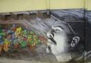 Mural en cerro Concepción, Valparaíso - Fotografía de Patricia Moscoso