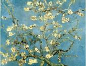 Almendro en flor. Vincent Van Gogh, 1890
