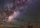 ESO_B.Tafreshi. twanight.org Resplandor de la Vía Láctea sobre La Silla