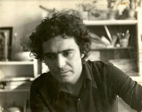 Osvado Gitano Rodríguez. Fotografía inédita regalo de Jose Secall a Fesal Chain, colección privada.
