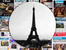 Paris - Fotografía original y montaje gráfico Mariluz Soto