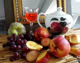 Frutas. Fotografía de Pilar Clemente.
