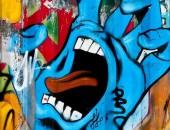 Graffiti. Fotografía de Anelka