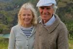 Kristine y Douglas Tompkins Cortesía Fundación Pumalín