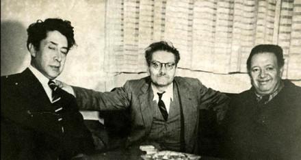 Orozco, Siqueiros y Rivera