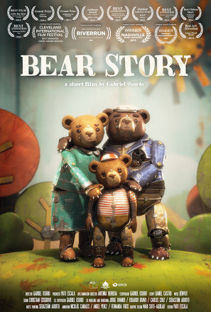 Afiche de Bear Story