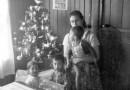En Ancud, Norita con Ricardo y Sergio en brazos Foto de mi padre