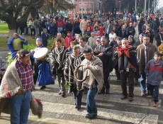 Celebración Mapuche Fotografías de Mirna Concha.