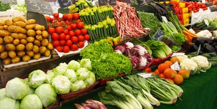 Mercado en Florencia