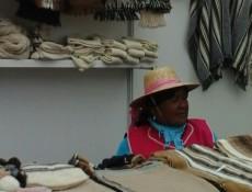 Feria Mujeres Indígenas. Parque Bustamante 2 a 4 de sept. Providencia