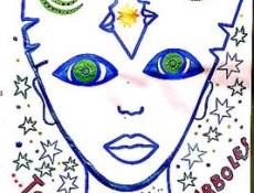Ilustración de Federica Matta para Francisca Linconao