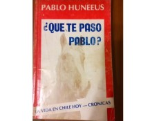 Portada, ¿Qué te pasó Pablo?