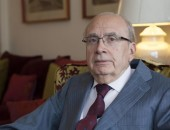 Antonio López, presidente de honor de Dircom. Fotografía facilitada por la Universidad de Navarra.