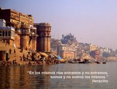 Varanasi. Fotografía de Mauricio Tolosa. 1994