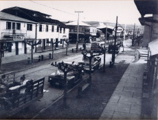 Villarrica centro antiguo
