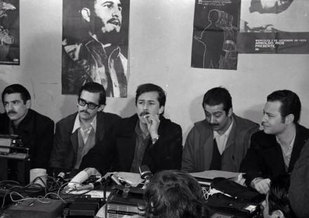 Direccion del MIR.1971.