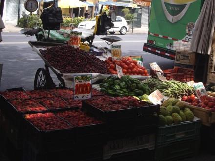 Comercio. Fotografía de Pilar Clemente.