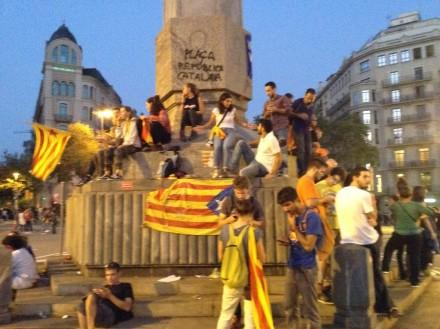 Cataluña. Fotografía de Patricia Moscoso.