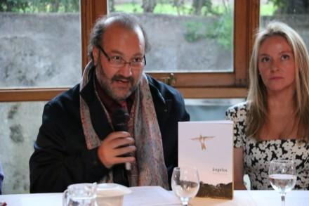 Theodoro Elssaca y Pauline Le Roy