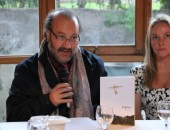 Theodoro Elssaca, escritor y artista visual presenta ángelos..