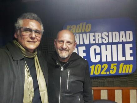 Mauricio Tolosa y Marcelo Lewkow