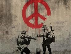 Los murales de Banksy muestran siempre una verdad incómoda.