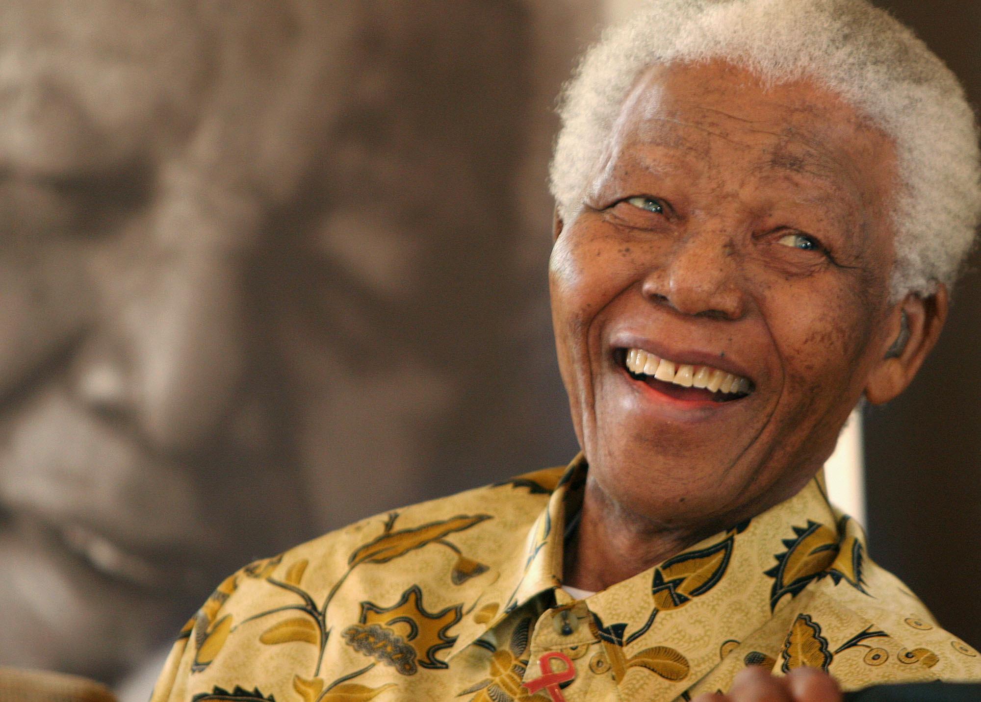 Querido Madiba A Nelson Mandela Sitiocero